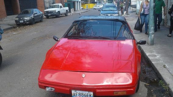 Pontiac Fiero Pontiac Fiero 1986