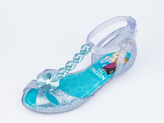 Sandália Infantil Frozen Elsa