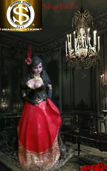 Maria Padilha, Escultura 20cm, Mod. Basica