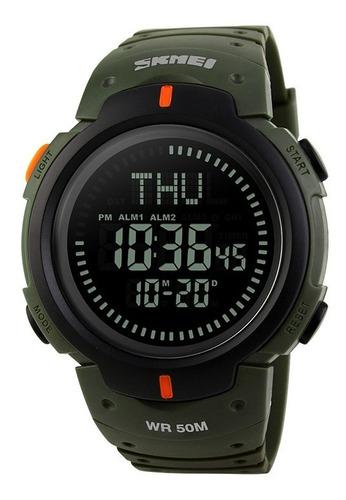 Reloj Deportivo Digital Brújula Impermeable Envio Gratis