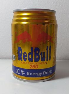 Lata Asiatica De Red Bull