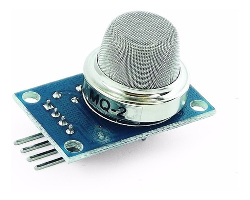 Sensor De Gas Aire Mq2 Propano Metano Alcohol