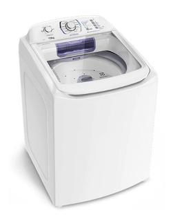 Lavadora De Roupas Automática Electrolux 13kg Branca 127vlac13