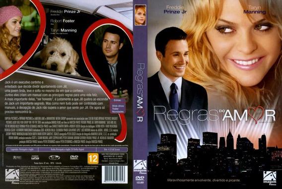 Filme Em Dvd Regras Do Amor Usado Original