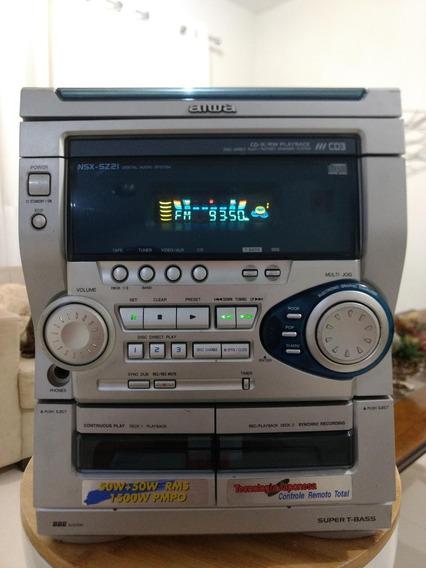 Micro System Aiwa Nsx-sz21