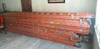 Remate Escaleras Extensión Dieléctricas 28, 32, 36, 40 Pasos