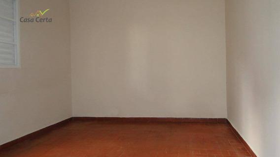 Edícula Com 1 Dormitório Para Alugar, 50 M² Por R$ 600,00/mês - Jardim Novo I - Mogi Guaçu/sp - Ed0026