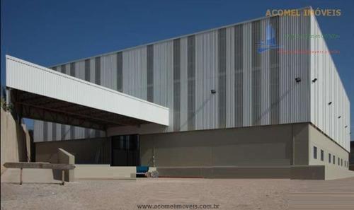 Imagem 1 de 28 de Galpões Para Alugar  Em Jundiaí/sp - Alugue O Seu Galpões Aqui! - 1416964