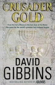 Livro Crusader Gold Livro Por David Gibbins