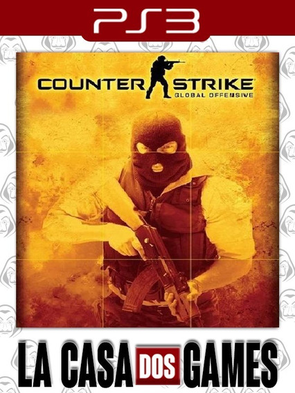 Counter-strike: Global Offensive - Psn Ps3 - Envio Imediato