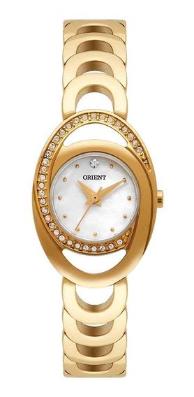 Relógio Orient Feminino Pequeno Analógico Fgss0089 B1kx