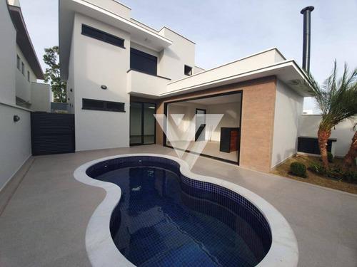 Sobrado Com 3 Dormitórios À Venda, 292 M² Por R$ 1.350.000,00 - Jardim Portal Da Primavera - Sorocaba/sp - So0848