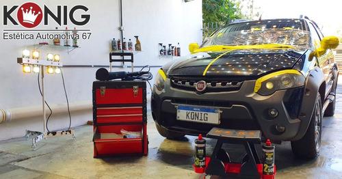 Konig Estética Automotiva 67 - Lavagem Detalhada E Polimento