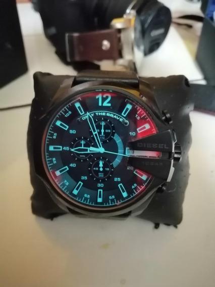 Reloj Para Caballero Diesel Modelo Dz-4323Impecable Estado
