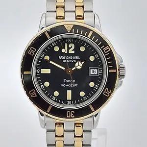 Relógio Raymond Weil Tango 5563 36mm Vintage