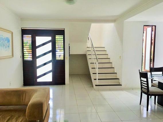 Casa Em Altiplano Cabo Branco, João Pessoa/pb De 190m² 3 Quartos À Venda Por R$ 850.000,00 - Ca301115