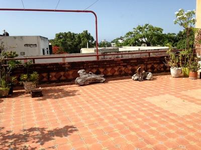 Casa Alquiler Amueblada Zona Colonial Terraza 3 Hab 2.5baños