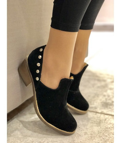 Zapatos Botas Charrito Botitas Texana Mujer Gamuza