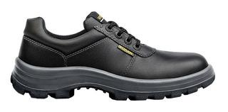 Zapato Seguridad Voran De Funcional Tauro Negro Dielectrico