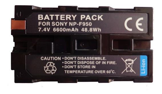 Bateria Sony Np-f970 Np-f950 Np-f930 6600mah Npf970 Npf-770