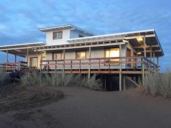 Alquiler Casa Frente Al Mar En Sauce Grande, Hasta 8 Pers
