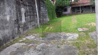 Terreno À Venda, 420 M² Por R$ 475.000 - Vila Guilhermina - Praia Grande/sp - Te0017