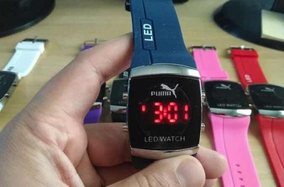 Relógios Puma Led