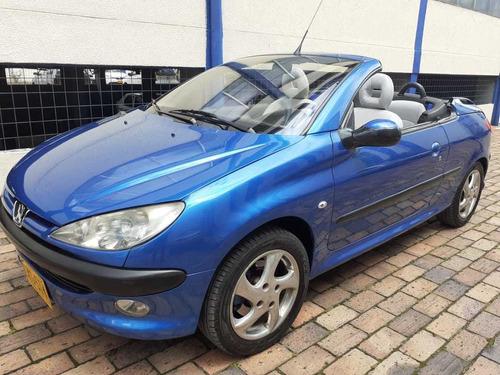 Peugeot 206 2002 1.6 Cc Cabriolet