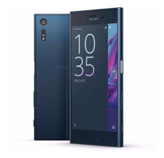 Sony Xperia Xz Single Sim 32gb Azul-fundo Do Mar 3gb Ram