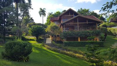 Villa Vacacional Amueblada De Renta En Jarabacoa