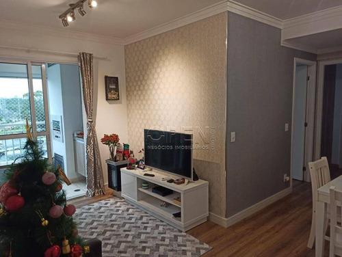 Apartamento Com 2 Dormitórios À Venda, 67 M² Por R$ 460.000 - Fundação - São Caetano Do Sul/sp - Ap12063