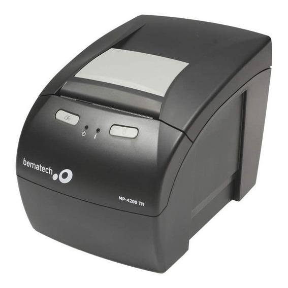 Impressora Não Fiscal Mp 4200 Th Bematech Usb