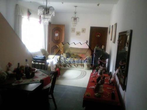 Sobrado Com 2 Dormitórios À Venda, 120 M² Por R$ 318.000,00 - Vila Oliveira - Mogi Das Cruzes/sp - So0069