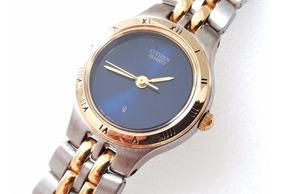 Relógio Citizen Quartz Jm5334-56a Feminino - Novo - Raridade