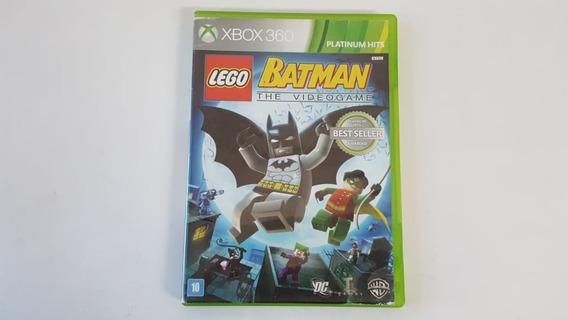 Jogo Lego Batman The Video Game - Xbox 360 - Original