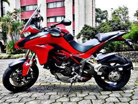 Ducati Multistrada 1200 Roja