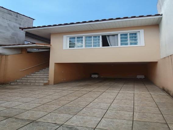 Casa Com 03 Dormitórios E 03 Vagas Jd Veloso - 11369v