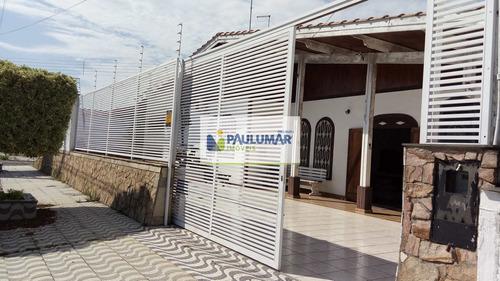 Casa Com 3 Dorms, Jardim Imperador, Praia Grande - R$ 550 Mil, Cod: 829980 - V829980