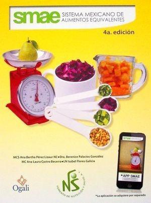 Imagen 1 de 1 de Sistema Mexicano De Alimentos Equivalentes (smae)