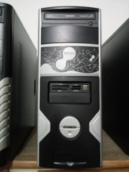 Cpu Gamer Asus Core 2 Duo E8400 2gb 250gb Video 8600gt