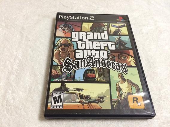 Grand Theft Auto San Andreas Completo Com Poster