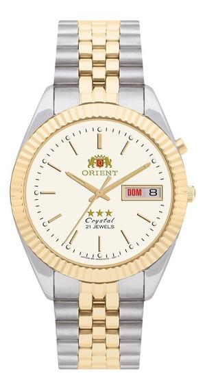 Relógio Orient Masculino 469ed1 S1ks Clássico Automático