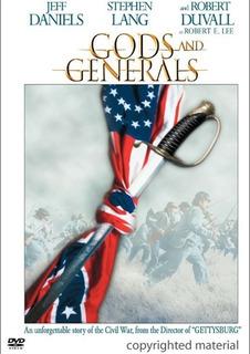 Dvd Gods And Generals / Dioses Y Generales