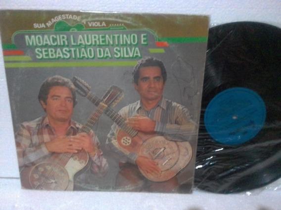 Moacir Laurentino E Sebastião Da Silva - ...a Viola