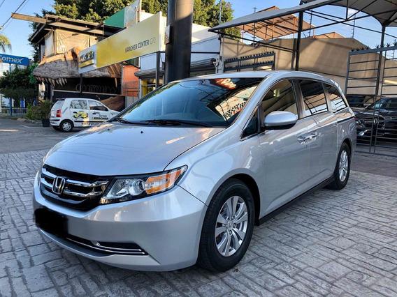Honda Odyssey Ex 2014 Plata
