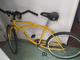 Bicicleta Playera Paseo Rod 26 Mujer-hombre Zonda Impecable