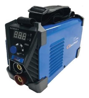 Maquina De Soldar Profesional Alpha Pro 200 Amp (con/envio)