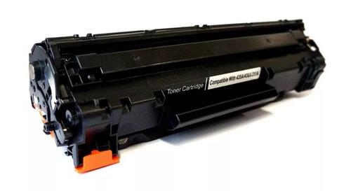 Imagem 1 de 7 de Toner Compatível P1505 M1120 M1522 Cb436a 36a 436a