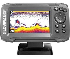Sonda Sonar Fishfinder Lowrance Hook 7 + Transducer + Chirp