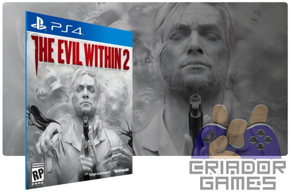 The Evil Within 2 Ps4 Digital Psn Vitalício Português